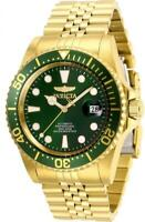 Invicta 30095 Pro Diver 42MM Men's Automatic Gold-Tone Stainless Steel Watch