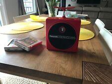 Detonator RED Panasonic Dynamite 8-Track Player RQ-830S