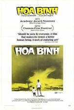 HOA BINH Movie POSTER 27x40 Phi Lan Huynh Cazenas Le Quynh Marcel Lan Phuong Bui
