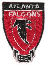 "ATLANTA FALCONS NFL FOOTBALL EST. 1966 VINTAGE 2"" SHIELD TEAM PATCH"
