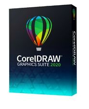 CorelDraw Graphics Suite 2020 New and full version for Win