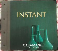 Casamance - Instant - wallpaper sample book
