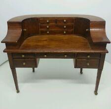 1:12 Dollhouse Miniature Furniture Concord Horseshoe Top Desk Top Quality