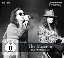 Live At.. -cd Dvd- MIG interprete principal Mission