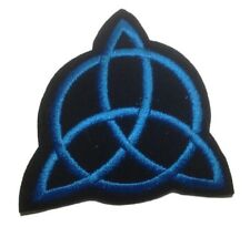"""Charmed TV Series Power of 3 Symbol  3"""" Tall Embroidered Patch"""