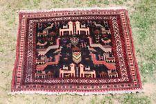 COLLECTORS' ITEM Antique Chelaberd Kazak Tribal Caucasian Carpet,Daghistani Rug