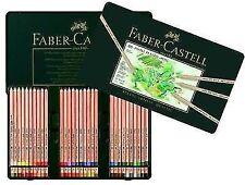 Faber-Castell Pitt Pastel Pencils Tin of 60