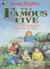 The Famous Five on Kirrin Island Again (Knight Books),Enid Blyton