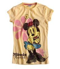 Tee-shirt Disney Minnie orange - 3284