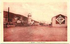 c. 1920s ARZEW, ALGERIA, USINE MOTRICINE, CIP MOTOR FACTORY VIEW POSTCARD