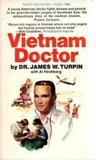 Vietnam Doctor James W Turpin Bio Project Concern 1967 Vintage Paperback