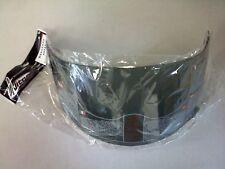 Nitro Helmet Replacement Shield / Visor Smoke. fits WS-36, Fits many models!