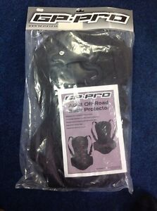 GP Pro Motocross Moto-X Off Road Back Protector Size L/XL