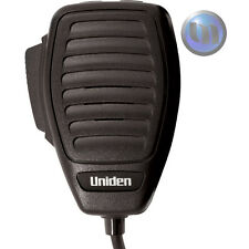 UNIDEN Transceiver Microphone - Suits: UH089NB Only - Push To Talk / Call / Inst