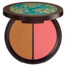 Tarte Amazonian Clay Blush & Bronzer Duo Park Avenue Ave Princess & Dollface