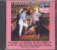 I favolosi anni 50-60 - Twist rock boogie  CHUBBY CHECKER CD NEAR MINT CONDITION