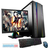 Intel i7 9700k,8 Core, SSD, DDR4 Gaming PC Computer Bundle  GTX 1660ti gp32