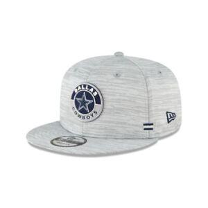 2020 Dallas Cowboys New Era 9FIFTY Snapback NFL Sideline On Field Cap Hat 950