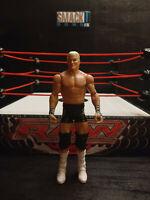 Dolph Ziggler - Basic Series - WWE Mattel Wrestling Figure RAW SMACKDOWN KID TOY