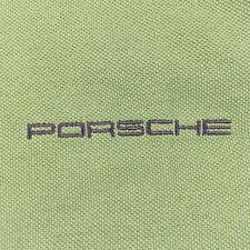 PORSCHE DESIGN SELECTIONS NEW GREEN POLO SHIRT USA SIZE M, EURO SIZE L. NIBWT