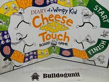 2010 Diary of a Wimpy Kid Cheese Touch Game Replacement Game Board Only
