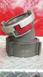 """4"""" Storz x 4-1/2"""" NH Female Hydrant Adapter"""