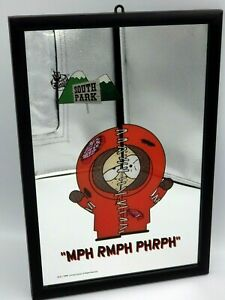 South Park Kenny Dash Mirror Decorative 22 X 32 CM