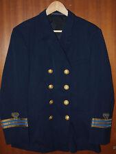 Uniform, schwedischer Marine Kapitän, Mütze + Jacket, swedish marine captain