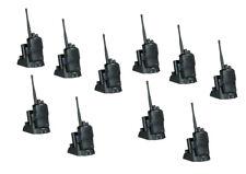 10 Stück MAAS PT-666-D Funkgeräte - mit Digital & Analog-Kanälen - sehr robust