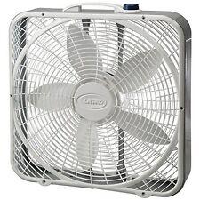 Lasko #3723 20-Inch Premium Box Fan 3-SPEED