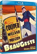 BEAU GESTE (1939) **Blu Ray B** Gary Cooper, Ray Milland, Robert Preston