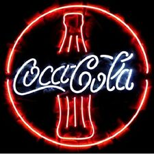 "New COCA COLA BOTTLE Soft Drink Beer Bar Neon Sign 16""x16"""