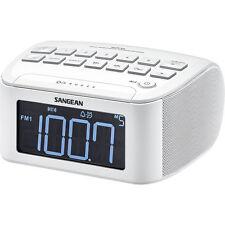 Sangean AM / FM Stereo Clock Radio RCR24