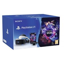 """Sony PlayStation VR Starter Pack with camera """"used Twice"""" Read Description New V"""