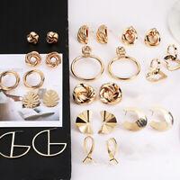 elegante ear ring ohr - hengst ohrringe baumeln lassen einfache geometrische