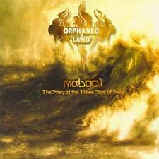 Orphaned Land-mabool Ltd Edition 2cd neuf emballage d'origine