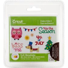 *New* CREATE A CRITTER 2 Animal Season Cricut Cartridge Factory Sealed Free Ship