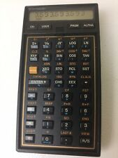 Hewlett Packard 41CX Calculator. Excellent Condition