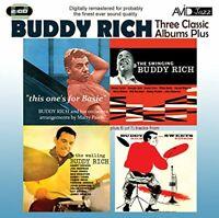 Buddy Rich - Three Classic Albums Plus (The Wailing Buddy Rich / The [CD]