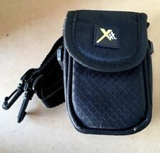 Lot (9) Xit XTPSC1 Deluxe Point and Shoot Camera Case Black