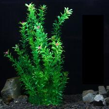 Plastic Plant Aquarium Fish Tank Underwater Plant 15-50cm Aquatic Plants Hot S2A