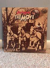 The Move Fire Brigade British Import Psych Pop Jeff Lynne ELO