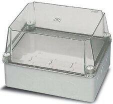 ABB THERMOPLASTIC ENCLOSURE Surface Mount,Screwed OPAQUE-310X240x 110mm Or 160mm
