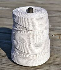 30 Ply Cotton Butcher/ Trussing Twine 2 Lb Cone