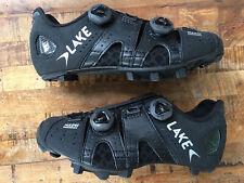 Lake Cycling Shoes Mx 241 Carbon Brand New Women's Size Us 8 (Euro Size 39.0)