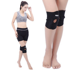 Knee Pad Light Brace Surport Sleeve Healthcare Breathable Warm Patella 44x17cm#