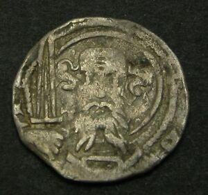 MUNSTER (Germany) Pfennig ND - Silver - Heidenreich (1381-1392) - 1755
