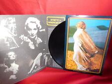 MARLENE DIETRICH SOPHIA LOREN etc OST LP 1981 ITALY MINT- Roy Gonnet Tromba