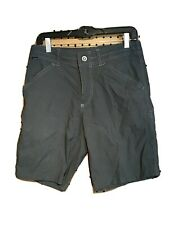 Kuhl Craig Series Mens Size 30 Hiking Shorts, Dark Gray, EUC, #11
