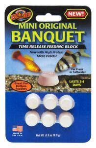 Zoo Med Original Banquet Block Mini   Free Shipping